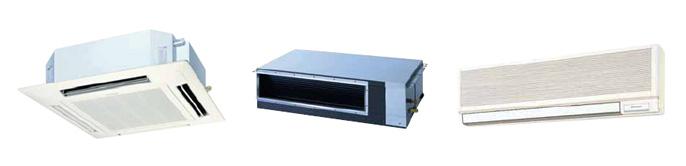 空調系統美觀舒適,選擇DAIKIN大金空調冷專型商用空調設備