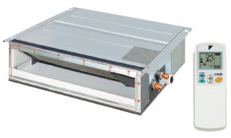 變頻冷氣機家用VRV隱藏式風管型,安裝更具彈性、完美融入裝潢