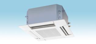 高效率一對多分離式變頻空調系統,全新超薄隱藏風管室內機設計,融入您的居家裝潢設計