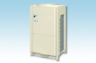 區控性大型變頻空調系統,提高空調節能效能、為您省大金