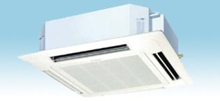 引進超級直流冷暖變頻中央空調,最多連接9台室內機,滿足大型住宅、小型商店及辦公室空調需求,堪稱最具規模的家用變頻空調系統