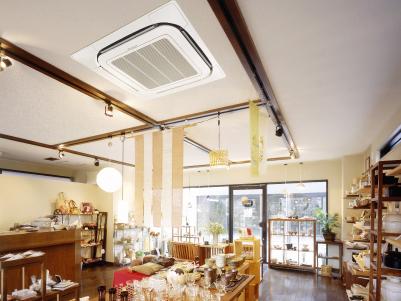 zeas & top air 商用变频空调图片